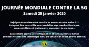 Journée mondiale de la 5G Wave Protect France