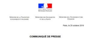 wpf communiqué de presse